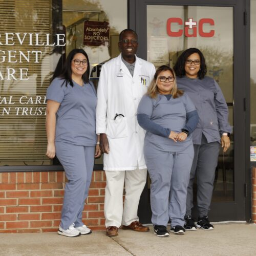 Our Dedicated Healthcare Providers